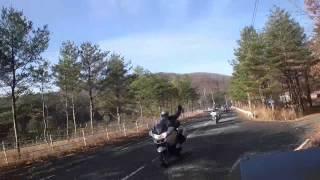 2012 山口~広島 忘年会ツーリング「本編」