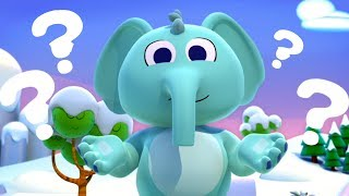 Can You Guess Who | Nursery Rhymes & Action Songs for Kids