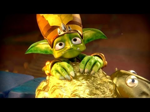 Skylanders: Trap Team - 44 Carat Fury - Part 44