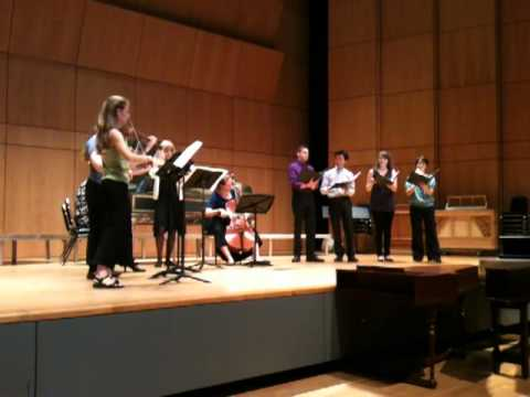 Amherst Early Music Festival student chamber music concert