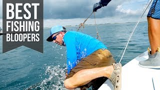 Best Fishing Bloopers | BlacktipH