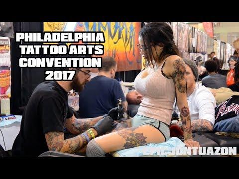 Philadelphia Tattoo Arts Convention 2017