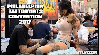 Philadelphia Tattoo Arts Convention 2017