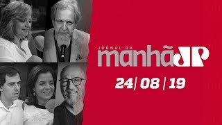 Jornal da  Manhã - 24/08/19