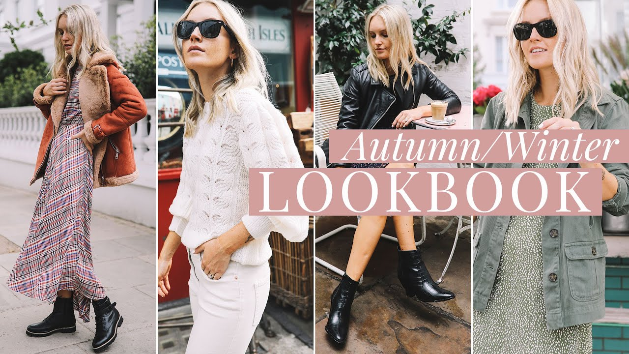 6 Everyday Outfits For Autumn | Autumn Winter Lookbook 2019