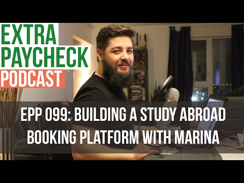 EPP 099: Building A Study Abroad Booking Platform With Marina Mogilko