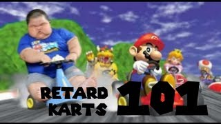 Video R64: Idiot karts 101 download MP3, 3GP, MP4, WEBM, AVI, FLV Agustus 2018