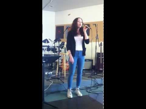 Cornelia Singing Titanium America's Got Talent