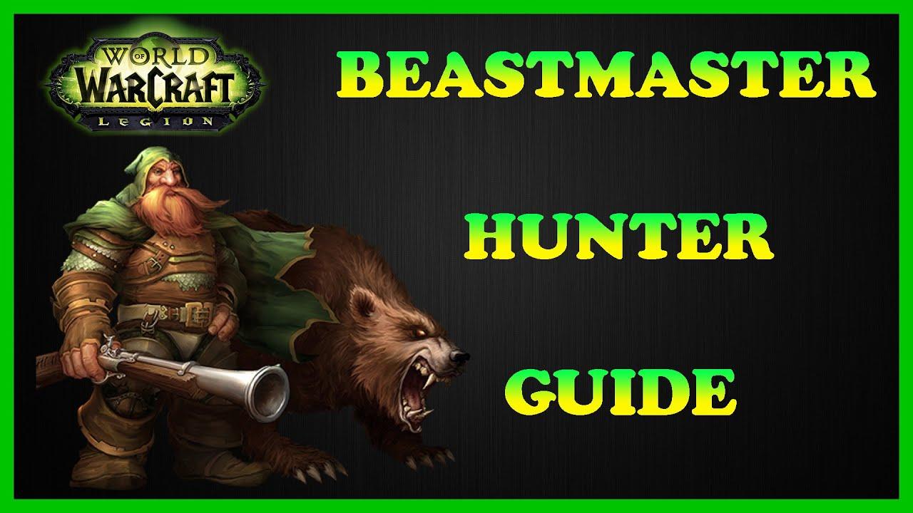 Beastmaster Hunter