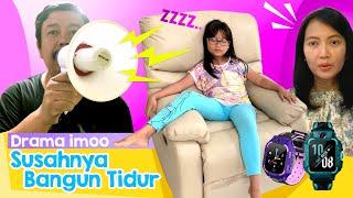 Drama Lucu imoo Watch Phone : Stay at Home Anti Malas | Pixel Susah Bangun Sahur