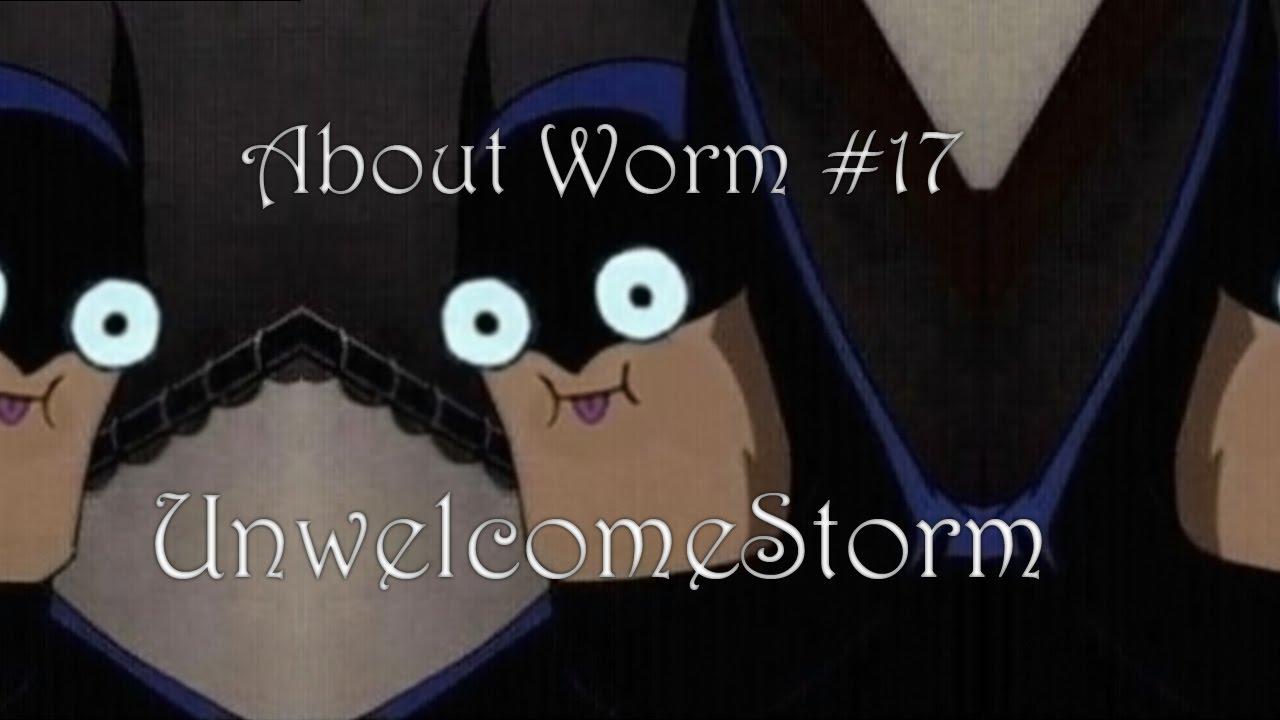 Halo worm crossover