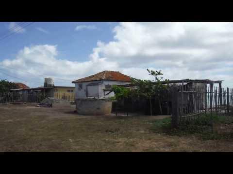 playa morales Banes provincial  Holguin  Cuba fev.2017