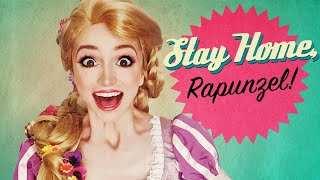 How to Stay Home Like Rapunzel