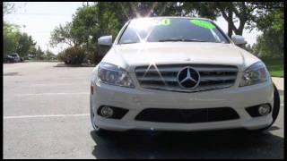 Cerritos Buick GMC, Mercedes benz C 300, big pimpin'!  Used Car
