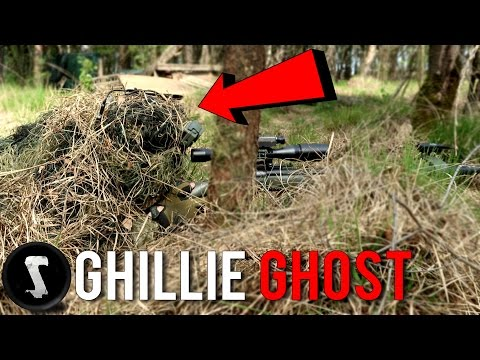 Ghillie Suit Ghost - Sniper in the Swamps