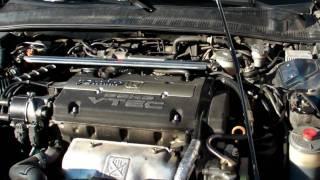 Part3 - Honda Prélude 2.2 Vtec 4ws Son Moteur 200ch