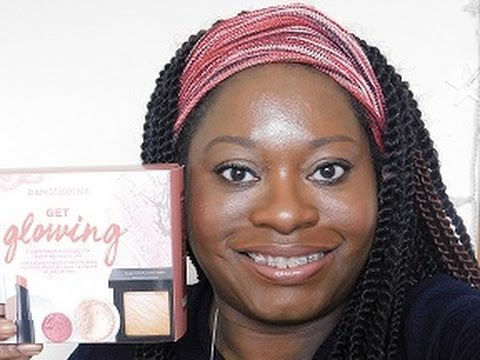Bare Minerals Get Glowing Collection from QVCUK
