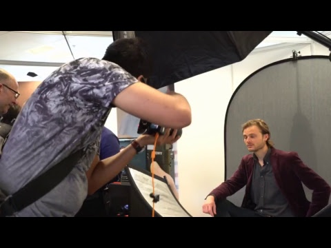 Robert Pugh Live Stream   London Lens  – Sony A9 Live in action