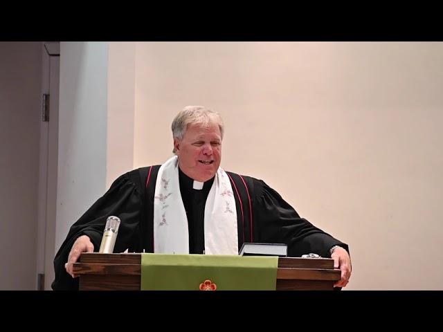 Worship Service August 8, 2021