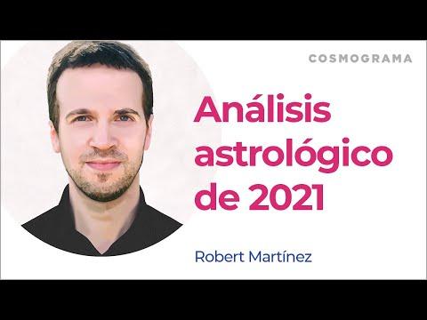 Robert Martínez: Análisis astrológico de 2021