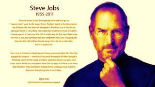 Steve Jobs Inspiration - Apple of My Eye - Music by Vinnie Moore