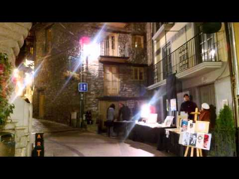 +ART ANDORRA CENTRE HISTORIC ANDORRA LA VELLA by COMMUNITY MANAGER