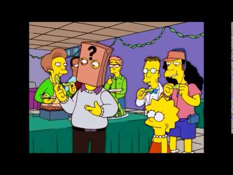 Thomas Pynchon The Simpsons Gravity's Rainbow Cookbook