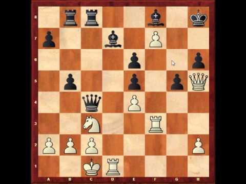 Hou Yifan's Tactical Brilliancy - Grandmaster Chess Games
