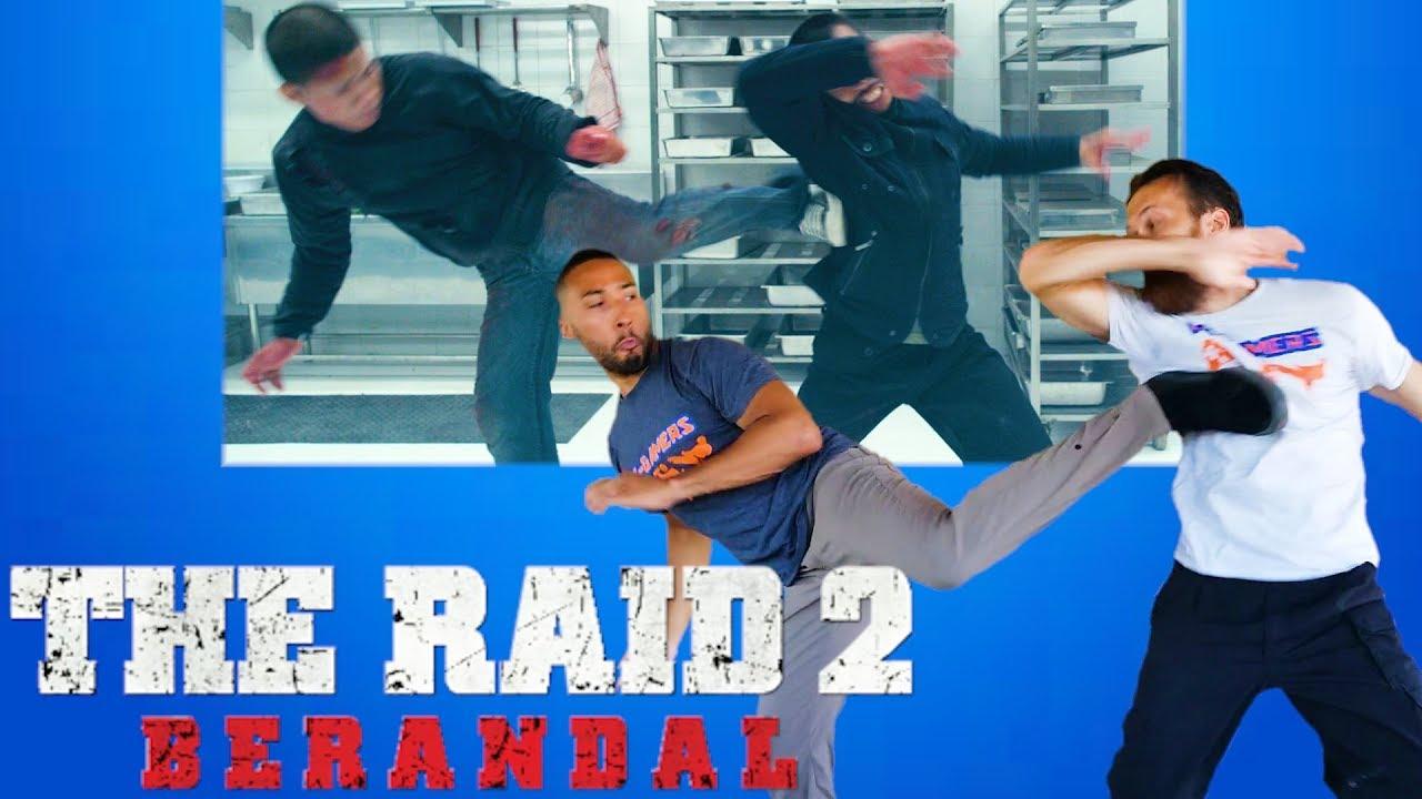 The RAID 2 Kitchen Fight Scene Break Down | Part 2 - YouTube