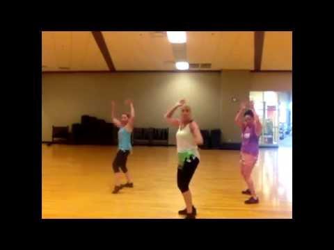 Brick House Zumba Dance