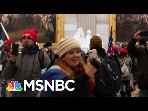 Woman Charged In Capitol Riot Gets Permission To Vacation In Mexico | Ayman Mohyeldin | MSNBC