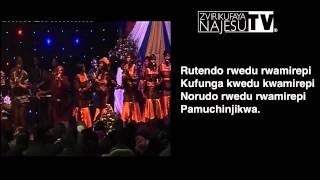 Tsitsi Dzamira Dzoka - AFM National Praise Team