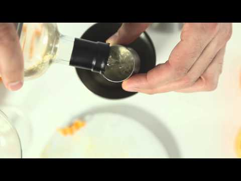 How to make a Cocoa Gin Martini - recipe by Hotel Chocolat