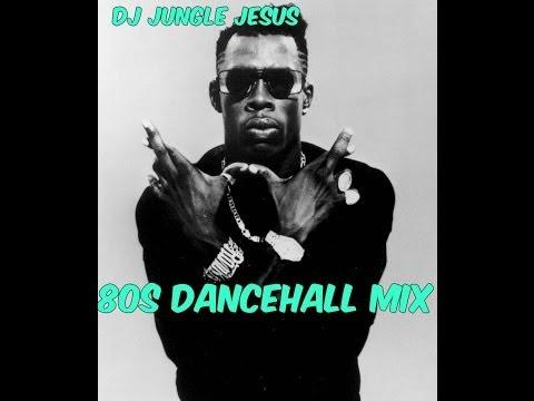 ♫80s  FreeStyle Dancehall Mix Shabba Ranks║Professor Nuts & Admiral Bailey