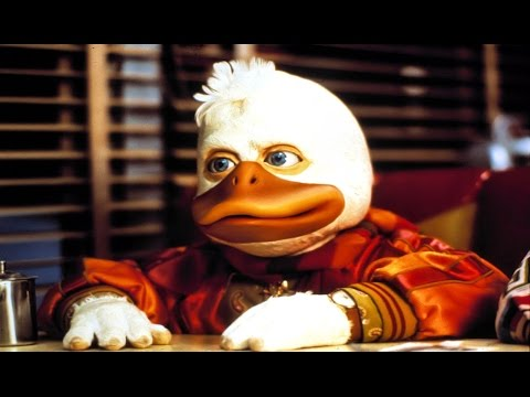 "Howard The Duck… is a ""Guilty Movie Pleasure"""