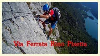 Via Ferrata Rino Pisetta