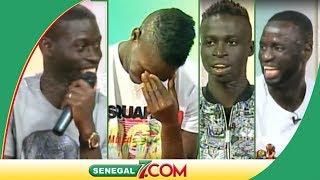 PAN raille C. Kouyaté en direct: