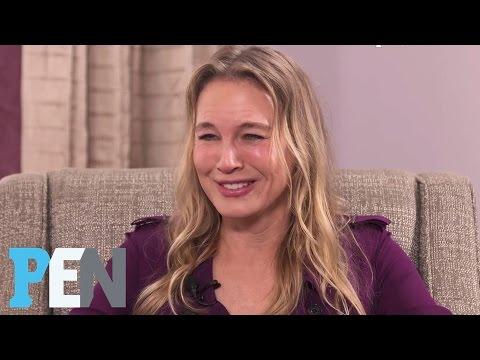 Renée Zellweger Says Dieting Is Overrated  PEN  Entertainment Weekly