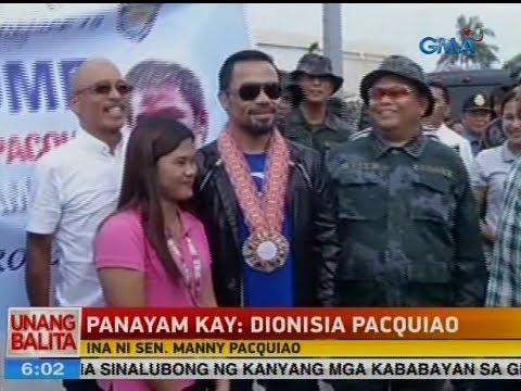 Dating buhay ni Pacquiao ikinuwento ng mga kaibigan