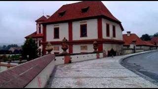 Praha Trojska nearing Schloss Troja