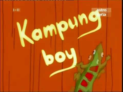 Kampung Boy Series 2 intro
