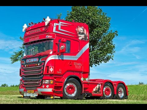 euro truck simulator 2 scania r500 weeda pack youtube. Black Bedroom Furniture Sets. Home Design Ideas