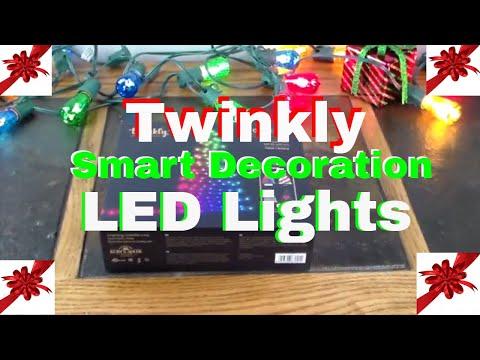 Twinkly Smart LED Decorative Light Kit