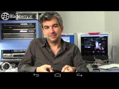 Sistemas operativos móviles (Blackberry)
