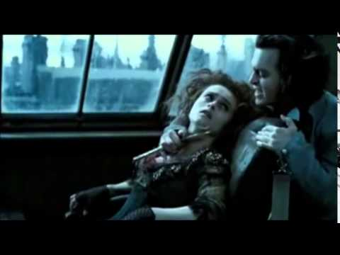 Sweeney Todd - We all deserve to die