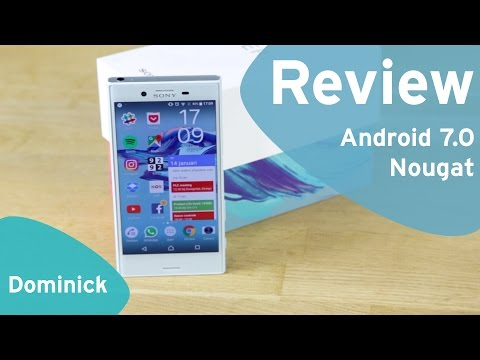 Sony Xperia X Compact review (Dutch)