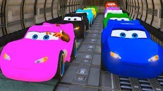 Bajka dla Dzieci z Piosenkami i Kolorowe Motory dla Małych