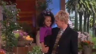 Heaven Dances Again! on Ellen Show