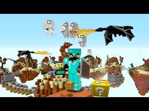 Nuevos Lucky Island Mega Actualización Crazy Lucky Blocks