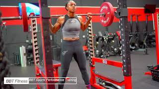 BBT Workout W/ Pro WNBA Star Tiffany Mitchell